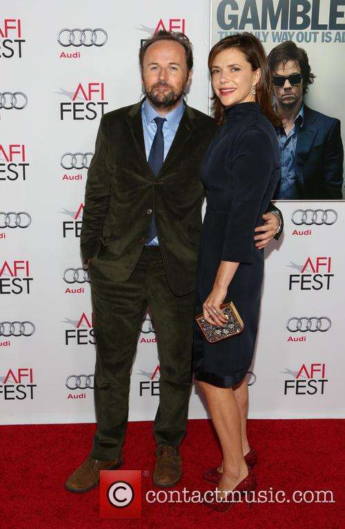 Rupert Wyatt and Erica Beeney