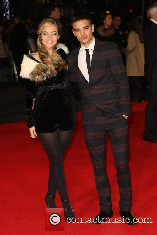 Tom Parker and Kelsey Hardwick 3