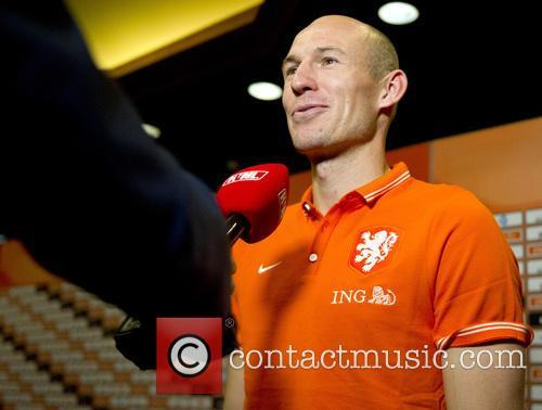 Arjen Robben 5