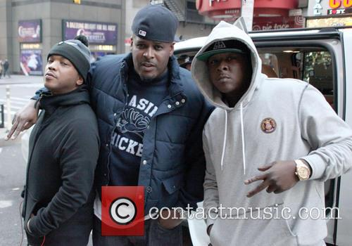 The Lox, Styles P, Sheek Louch and Jadakiss 3