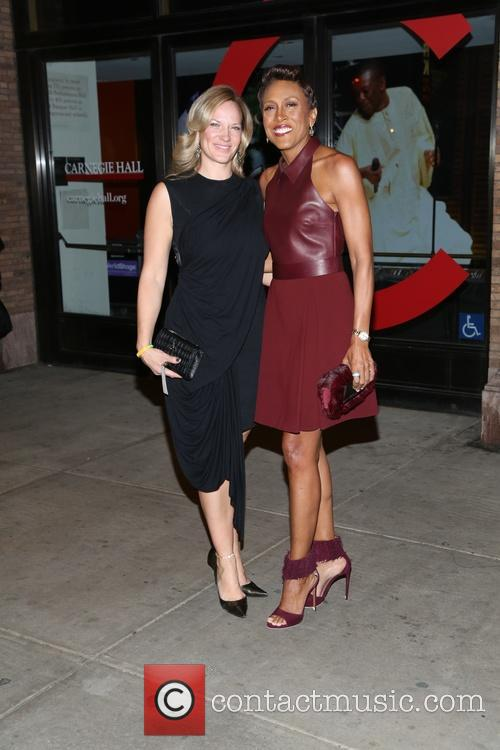 Amber Laign and Robin Roberts 3