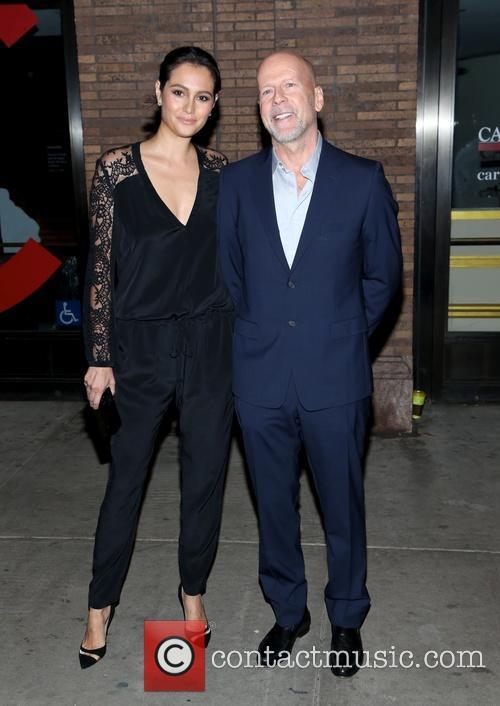 Bruce Willis and Emma Heming 2