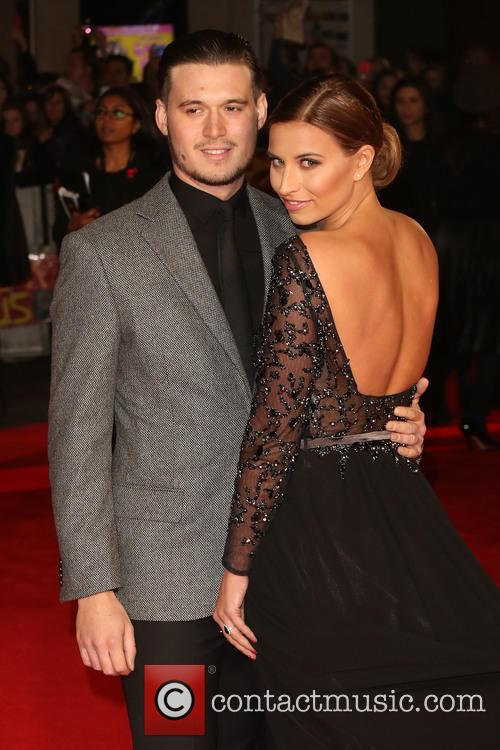 Charlie Sims and Ferne Mccann 5