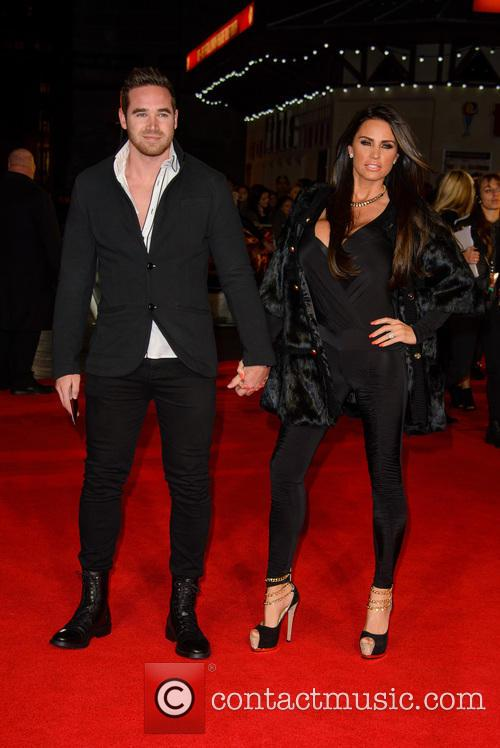 Kieran Hayler and Katie Price 1