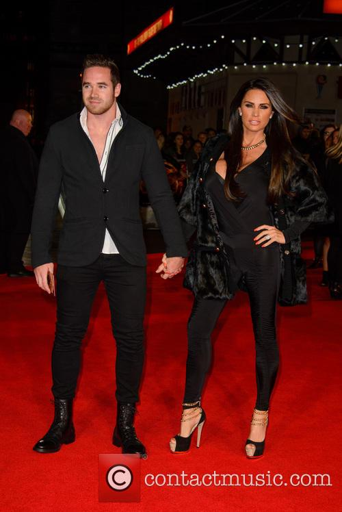 Kieran Hayler and Katie Price 2