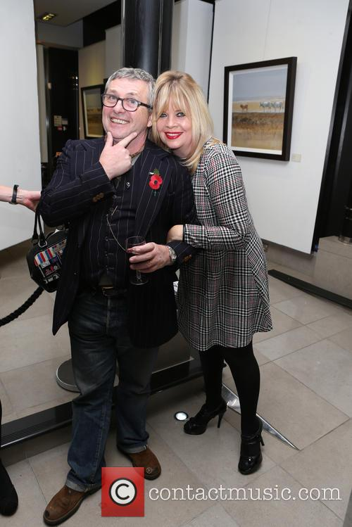 Michael Hogben and Lesley Hogben 5