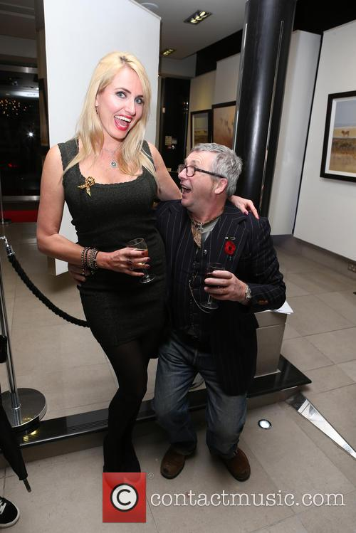 Nancy Sorrell and Michael Hogben 3