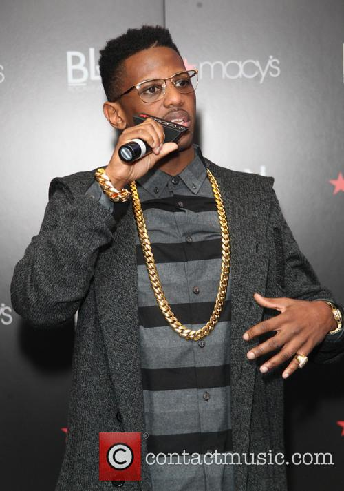 'Fabolous' at Macy's Downtown Brooklyn