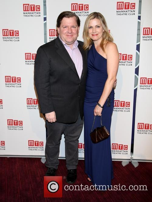 David Lindsay-abaire and Christine Lindsay-abaire 2
