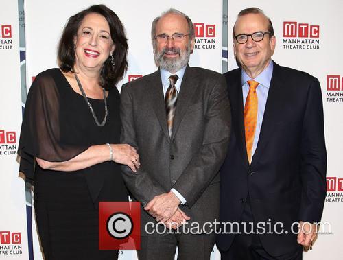 Lynne Meadow, Daniel Sullivan and Barry Grove 4