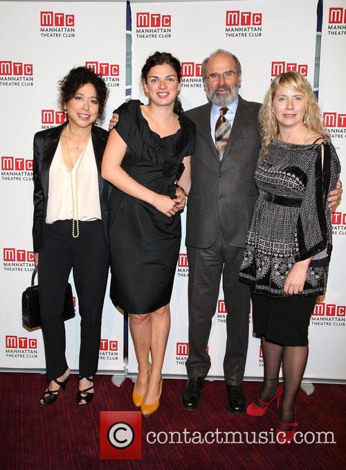 Mimi Lieber, Daniel Sullivan and Daughters 4