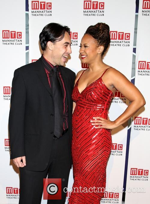 Ryan Duncan and Tracie Thoms