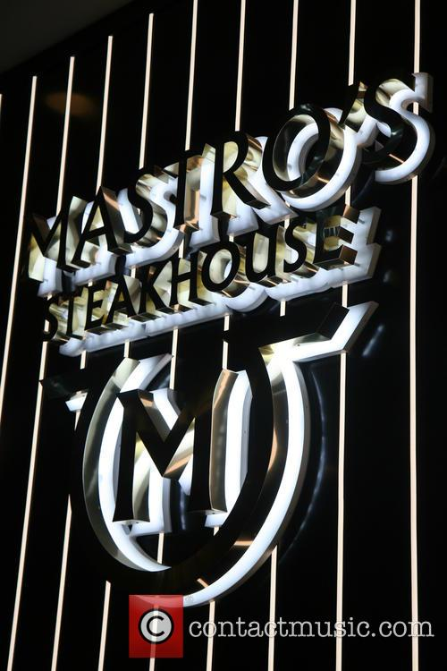 Grand Opening of Mastro's Steakhouse restaurant