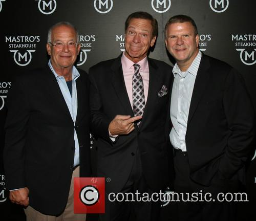 Mark Levy, Joe Piscopo and Tilman J. Fertitta 4