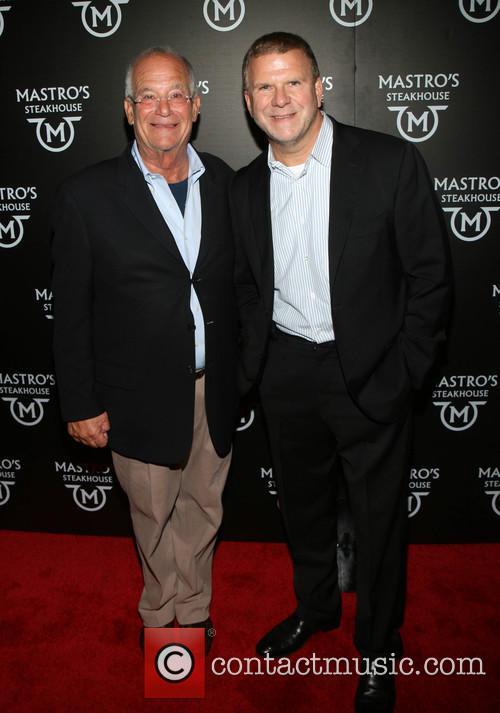 Mark Levy and Tilman J. Fertitta 3