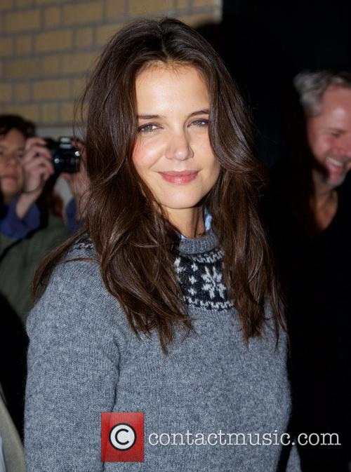Meet the Actor: Katie Holmes 'Miss Meadows'