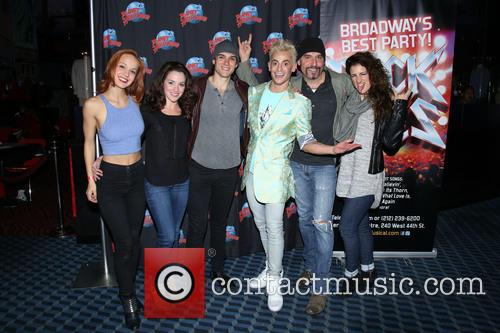 Frankie J. Grande and Cast 2