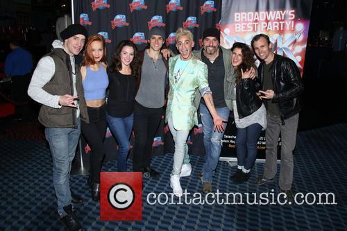 Frankie J. Grande and Cast 3