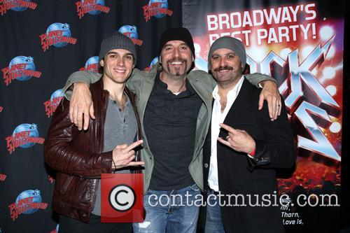 Justin Matthew Sargent, Adam Dannheisser and Genson Blimline 3