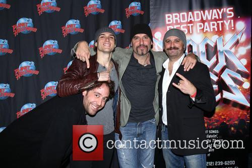 Michael Minarik, Justin Matthew Sargent, Adam Dannheisser and Genson Blimline 4