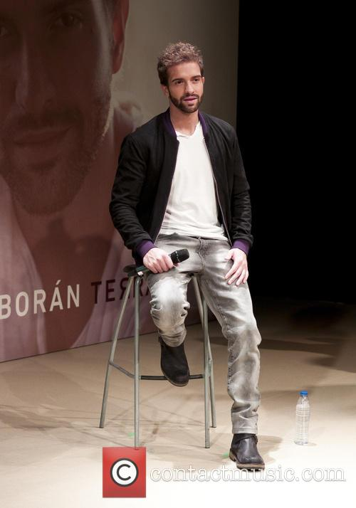 Pablo Alboran presents his new album 'Terral'