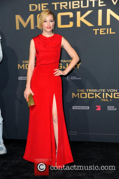 German premiere of 'The Hunger Games: Mockingjay -...