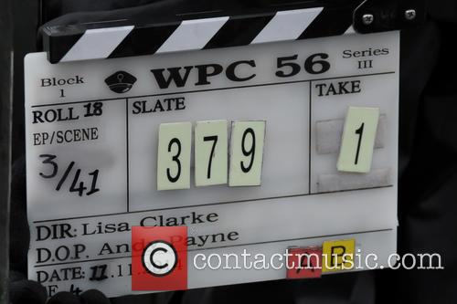 'WPC56' filming on location