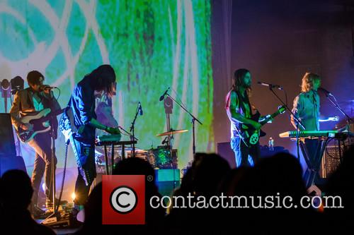 Tame Impala, Kevin Parker, Jay Watson, Cam Avery and Julien Barbagallo 4