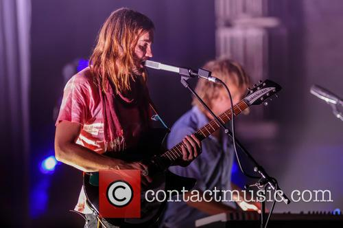Tame Impala perform at the Beacon Theater