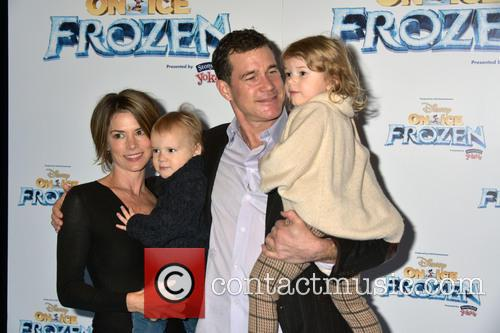 Dylan Walsh and Family 2