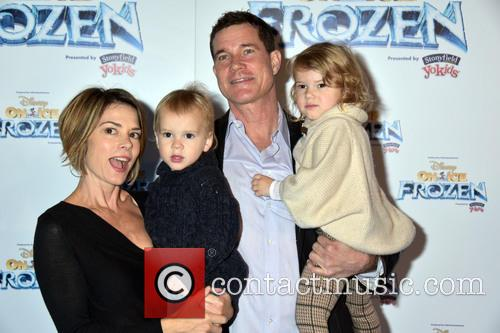 Dylan Walsh and Family 1