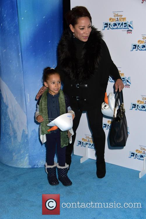 Selinis Levya and Daughter 4