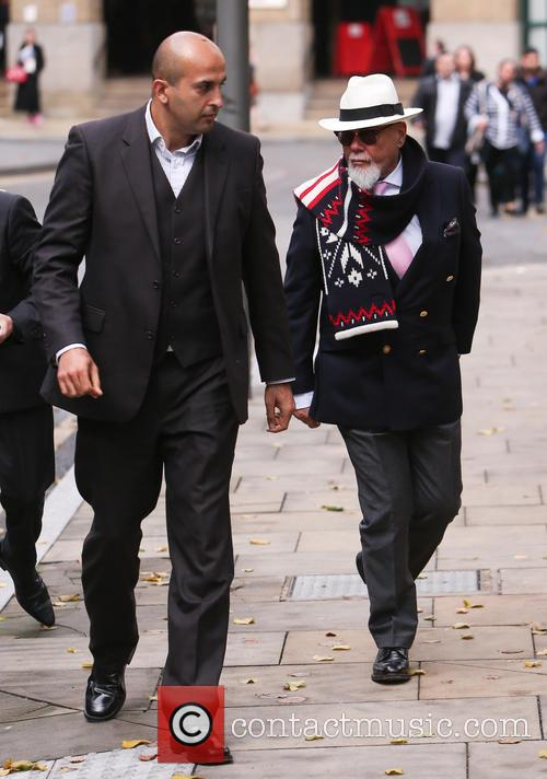Paul Gadd and Gary Glitter 3