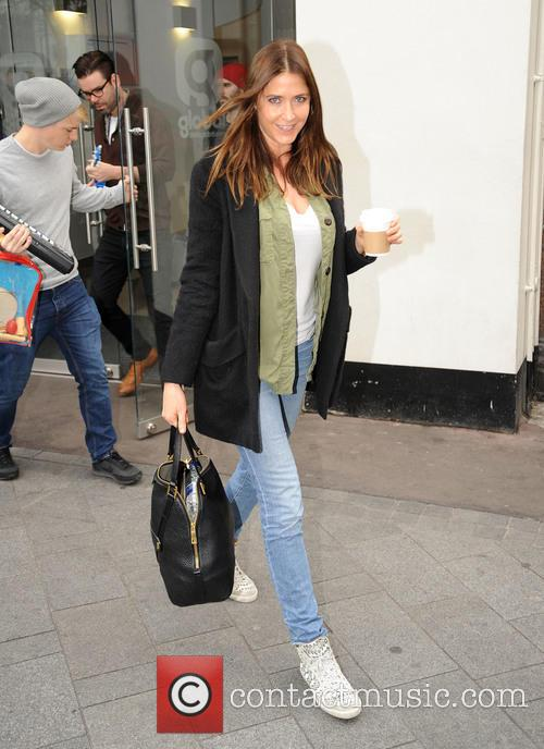Lisa Snowdon leaving Capital Radio