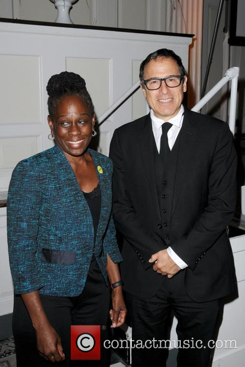 Chirlane Mccray and David O. Russell 3