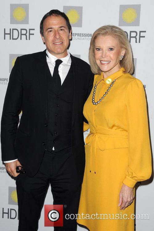 David O. Russell and Audrey Gruss 3