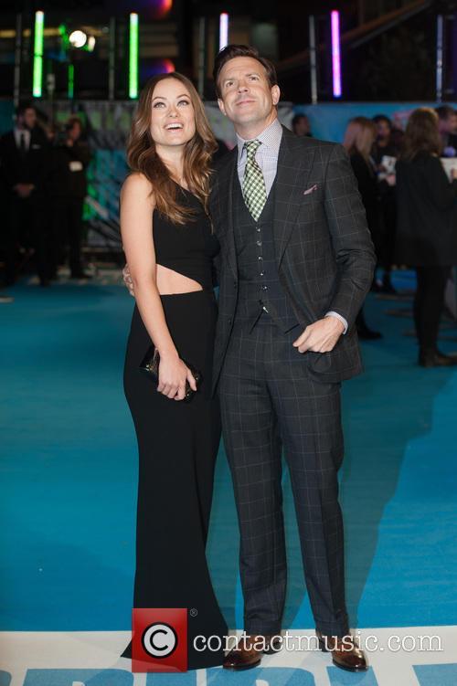 Olivia Wilde and Jason Bateman 7