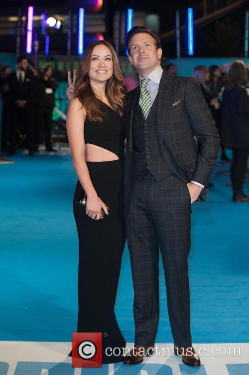 Olivia Wilde and Jason Bateman 8