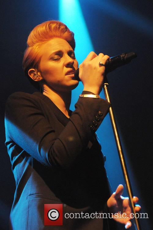 Elly Jackson and La Roux 1
