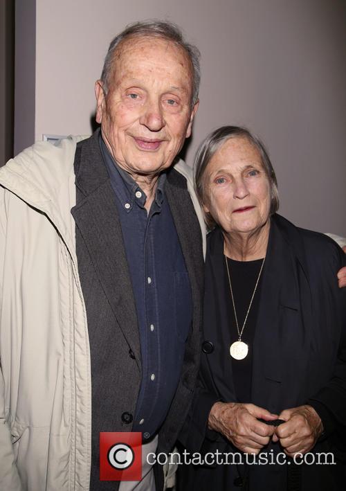Ar Gurney and Molly Gurney 2