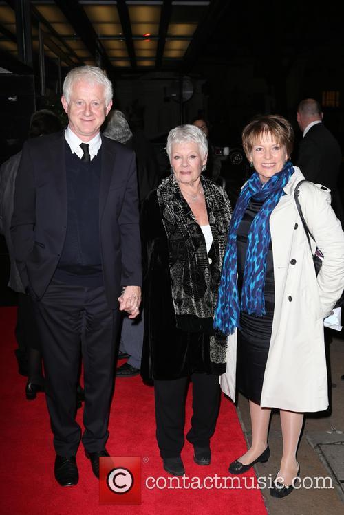 Dame Judi Dench and Richard Curtis 3