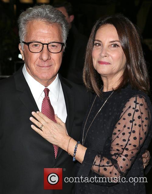 Dustin Hoffman and Lisa Hoffman 3