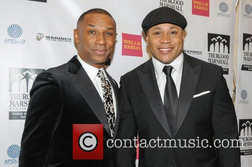 Johnny Taylor and Ll Cool J 2