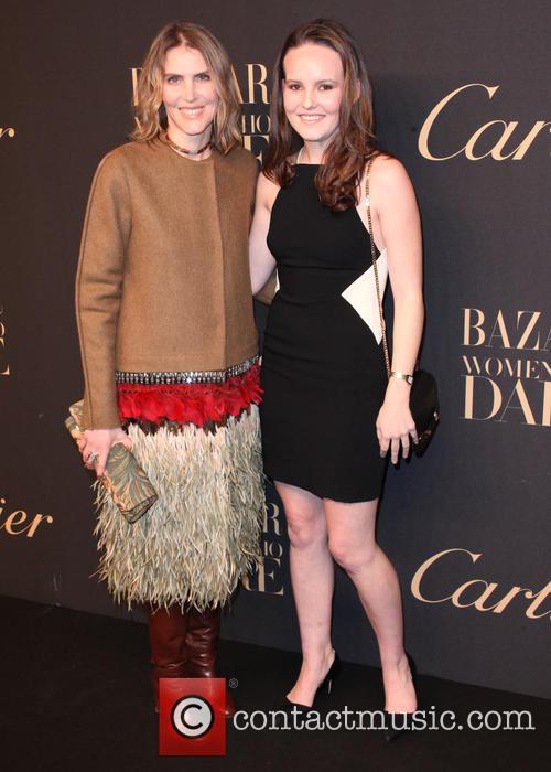 Gabi Hearst and Caroline Hearst 1