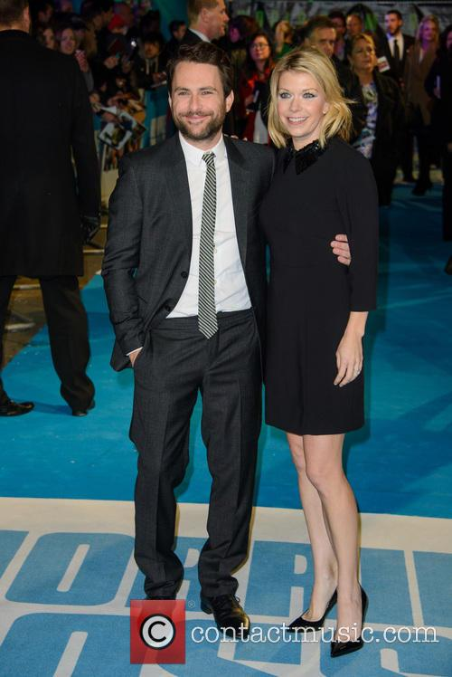 Charlie Day and Mary Elizabeth Ellis 9