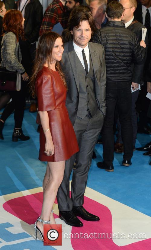 Amanda Anka and Jason Bateman 6