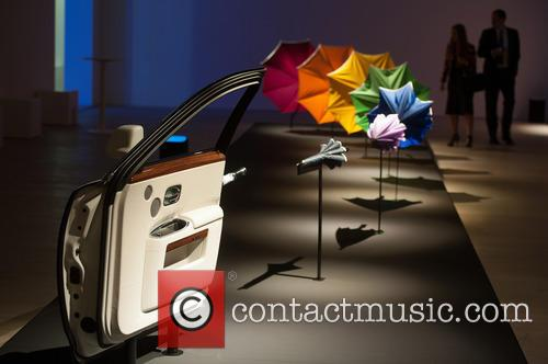 'Inside Rolls-Royce' exhibition  - Press preview