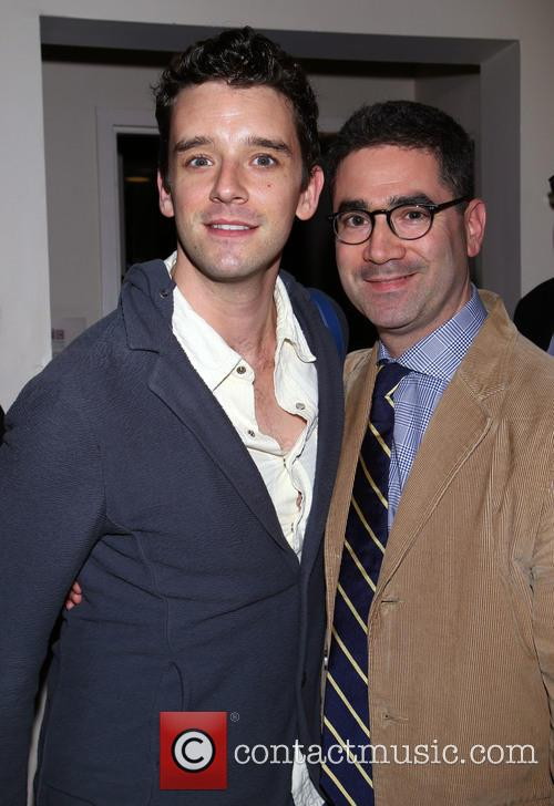 Michael Urie and Jonathan Tolins 4