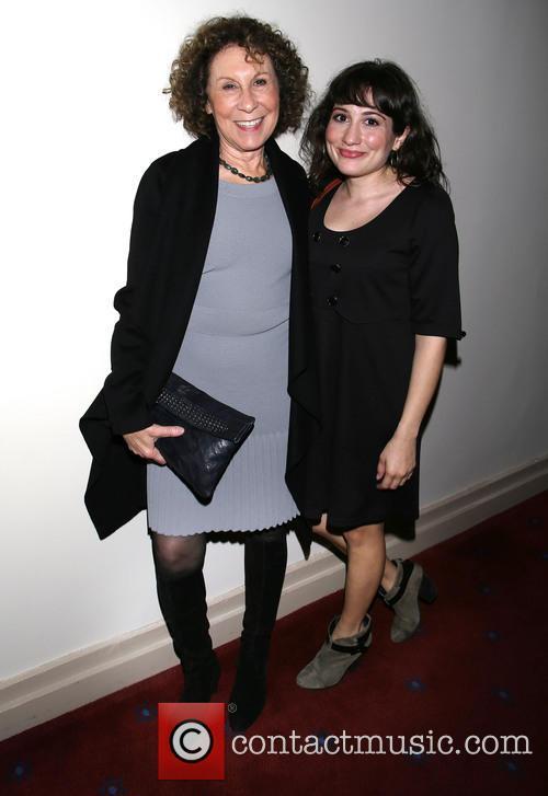 Rhea Perlman and Lucy Devito 7