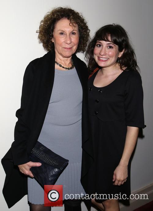 Rhea Perlman and Lucy Devito 8